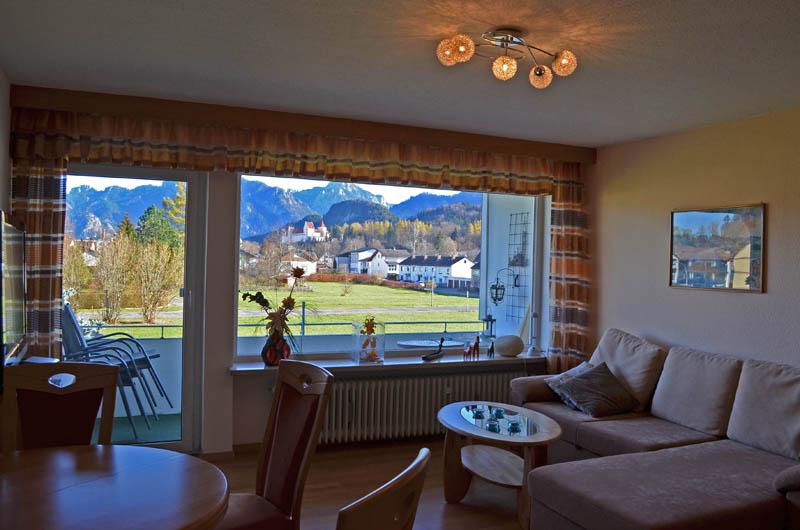 alpenland ferienwohnungen allg u wohnungen in f ssen. Black Bedroom Furniture Sets. Home Design Ideas